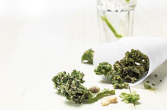 cinq manières originales de cuisiner les légumes verts